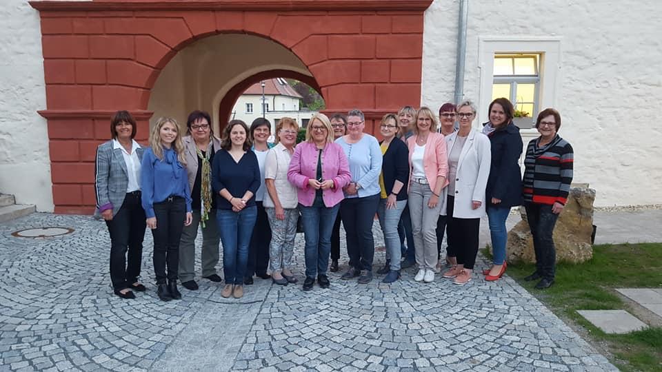 FU-Vorstandschaft 2019