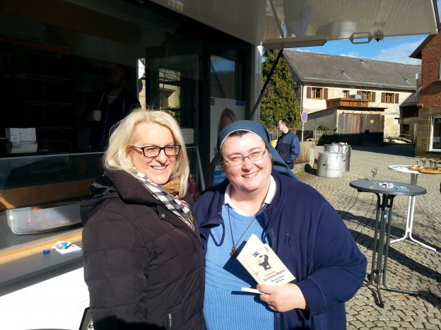 Schwester Teresa Zukic heute in Mistelbach