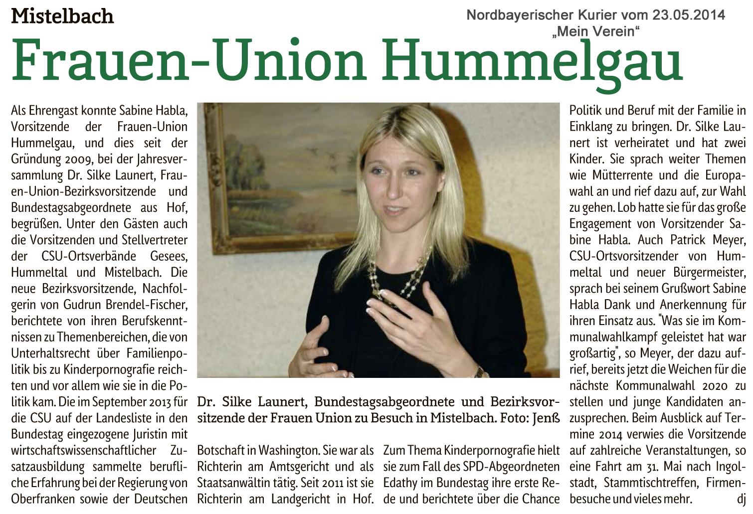 FU-Jahresversammlung_Launert_MV_23.05.14