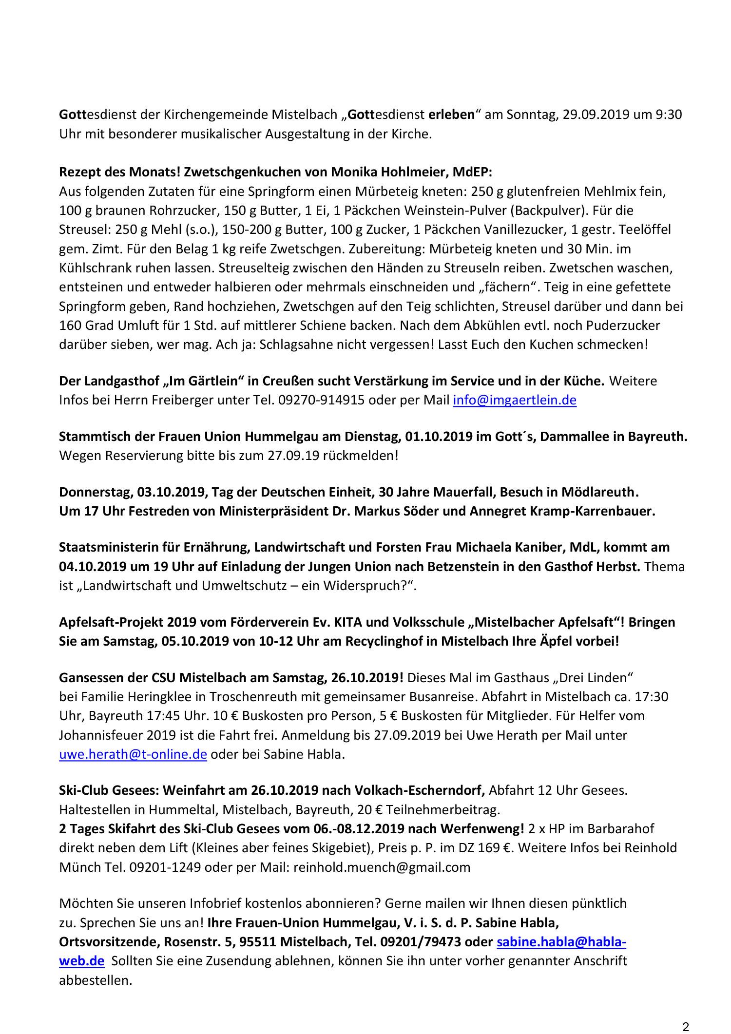 Infobrief September 2019-2